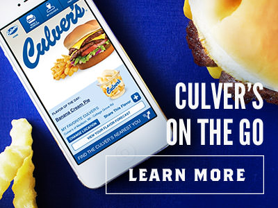 Culvers on the Go