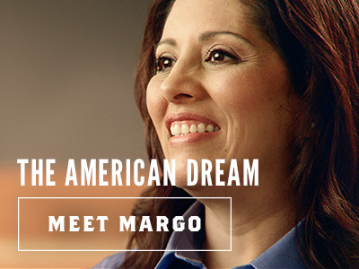 The American Dream - Meet Margo