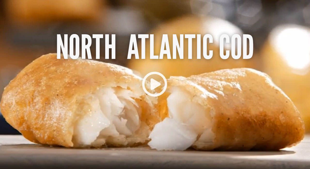 Wild-Caught North Atlantic Cod