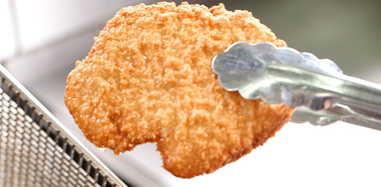 Discover Our Pork Tenderloin Sandwich