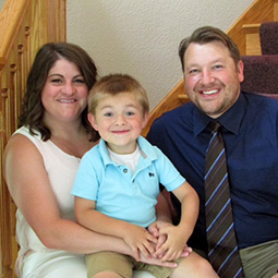 Jeremy Scheel and Family - Owner-Operator of four Culver's restaurants, Minnesota