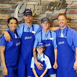 Kevin and Sandra Adams - Owner-Operators of one Culver's restaurant, Arizona