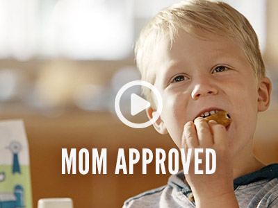 Chicken Tenders are Mom Approved