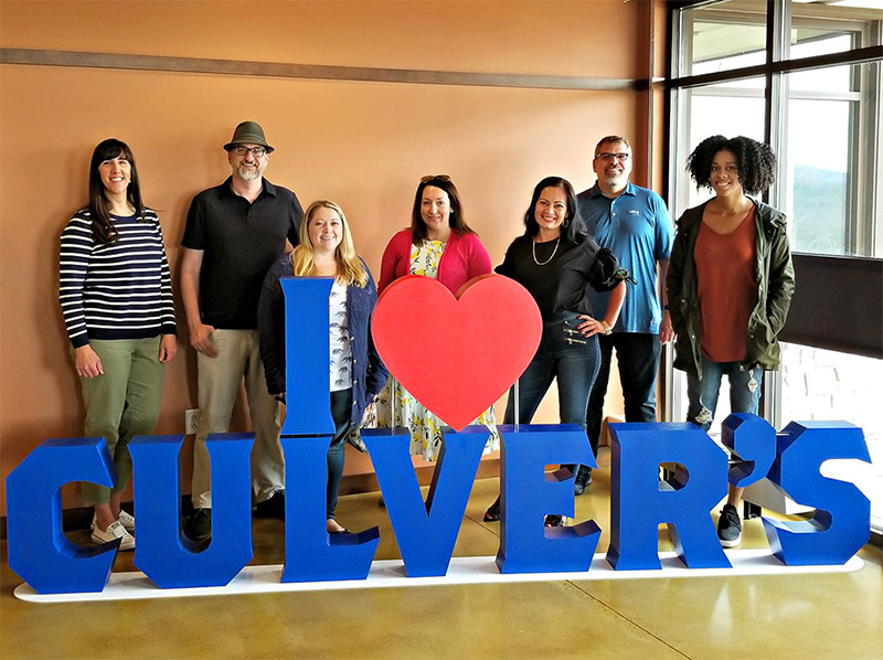 Bloggers Get Behind-the-Scenes Look at Culver's