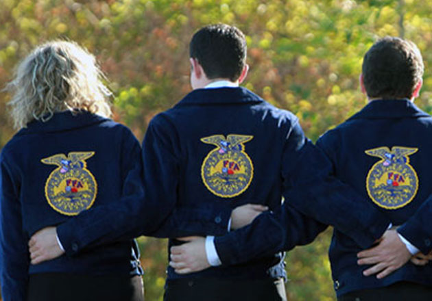 Restaurants Helping Students Earn Their FFA Jackets