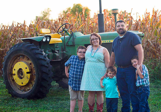 Family Farmer and Restaurant Owner: The Best of Both Worlds