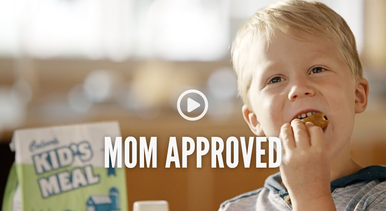 Watch Mom Approved Chicken Tenders Video