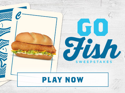 Go Fish Sweepstakes - Play Now