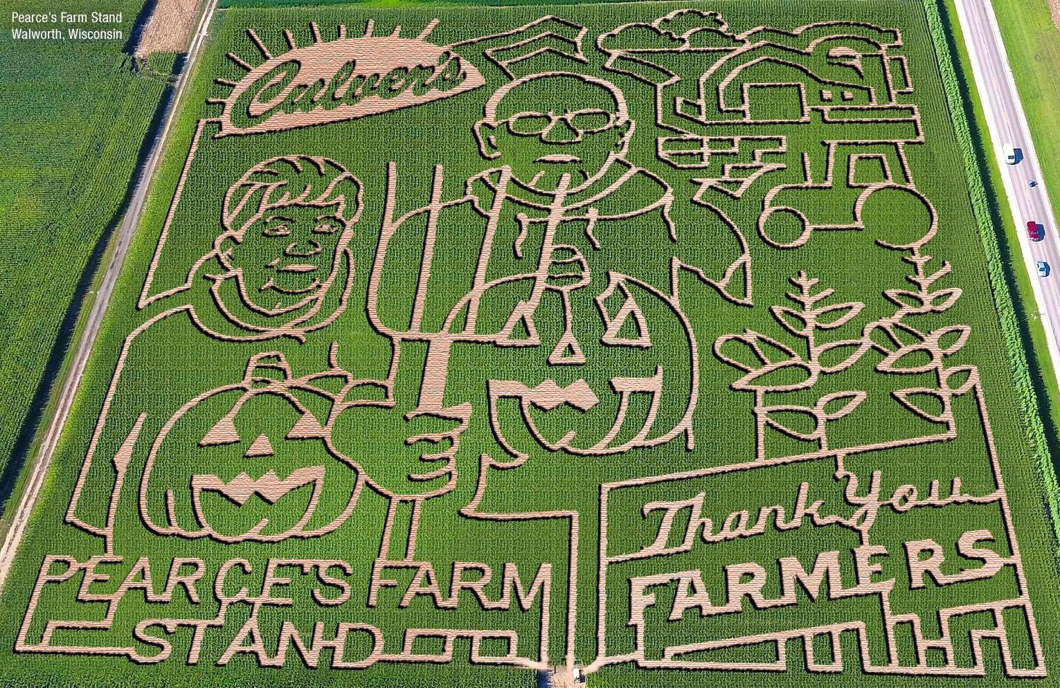 Pearce's Farm Stand