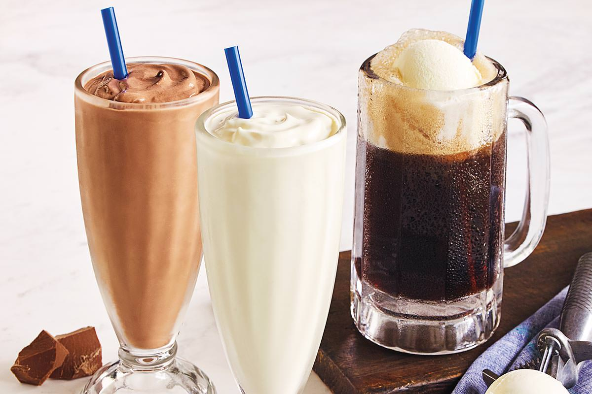 Where to get a chocolate milkshake near me