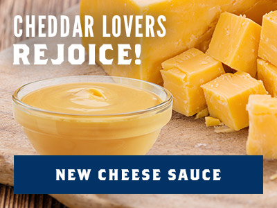 Behind Every Bite - Cheddar Lovers Rejoice