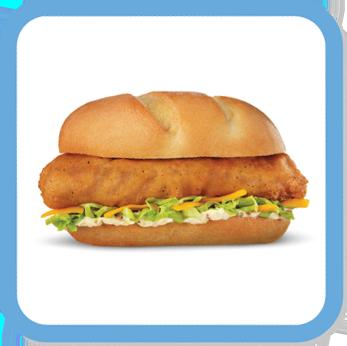 Matchup Cod Sandwich