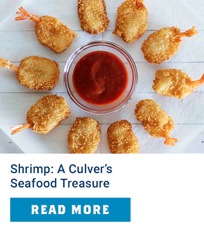 Shrimp: A Culver's Seafood Treasure - Read More