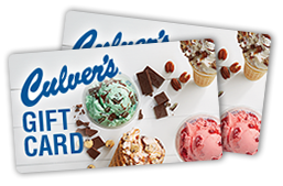 Culver's Gift Cards