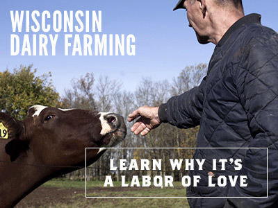 Wisconsin Dairy Farming - Learn Why It's a Labor of Love