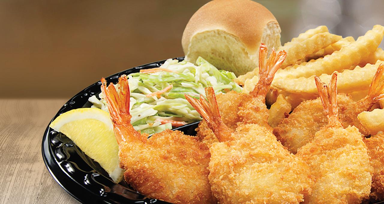 A Culver's Seafood Treasure