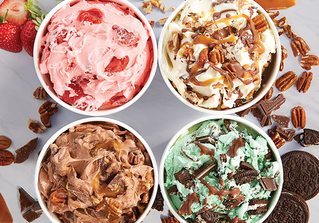 Five Reasons to Pick Up a Pint of Fresh Frozen Custard