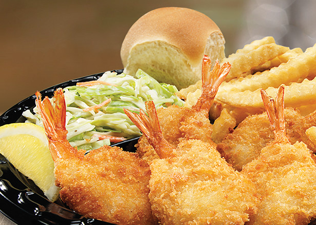 A Culver's Seafood Treasure
