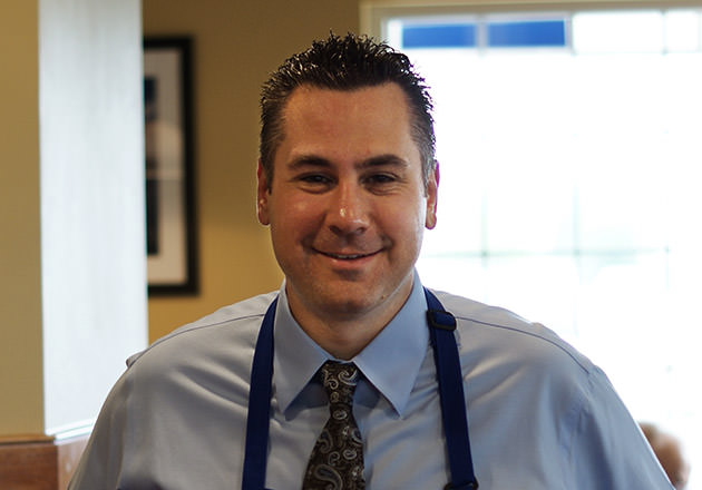 Tony Milazzo Goes from Mentee to Mentor