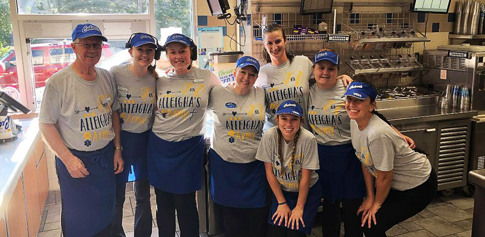 One Big Family: Michigan Restaurant Team Members Support One Another and Community