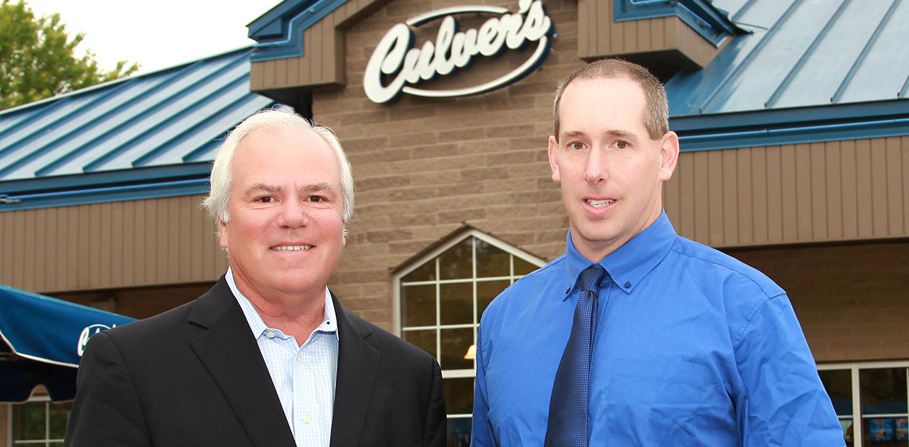 Franchisee Trades Coaching Career for Culver's
