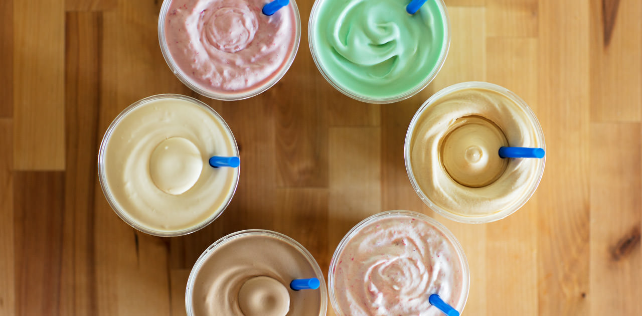 4 Fun Milkshake Flavors to Try