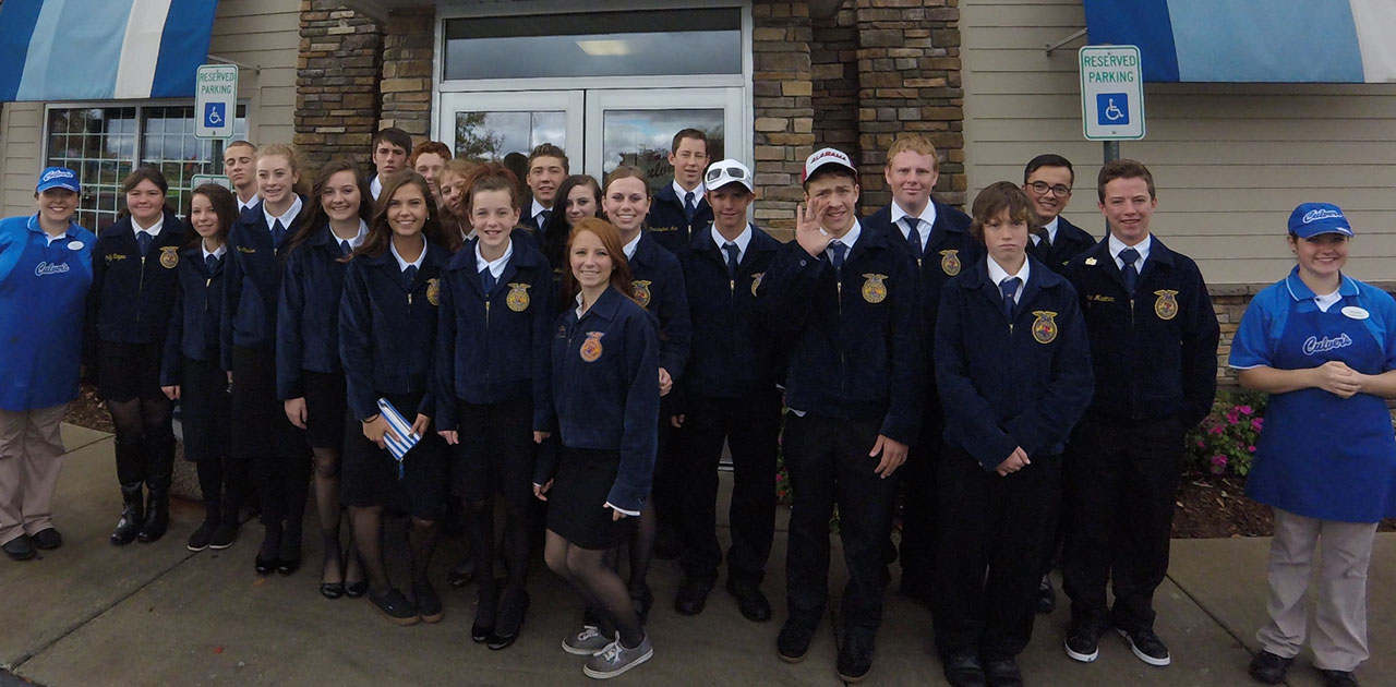 How Culver's Restaurants Support FFA Chapters