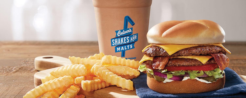 Shakes & Bacon