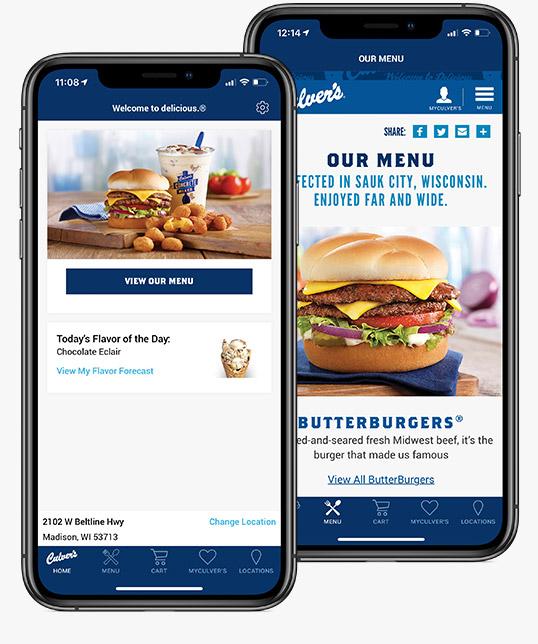 App & More | MyCulver's, Alexa App, Email & More | Culver's