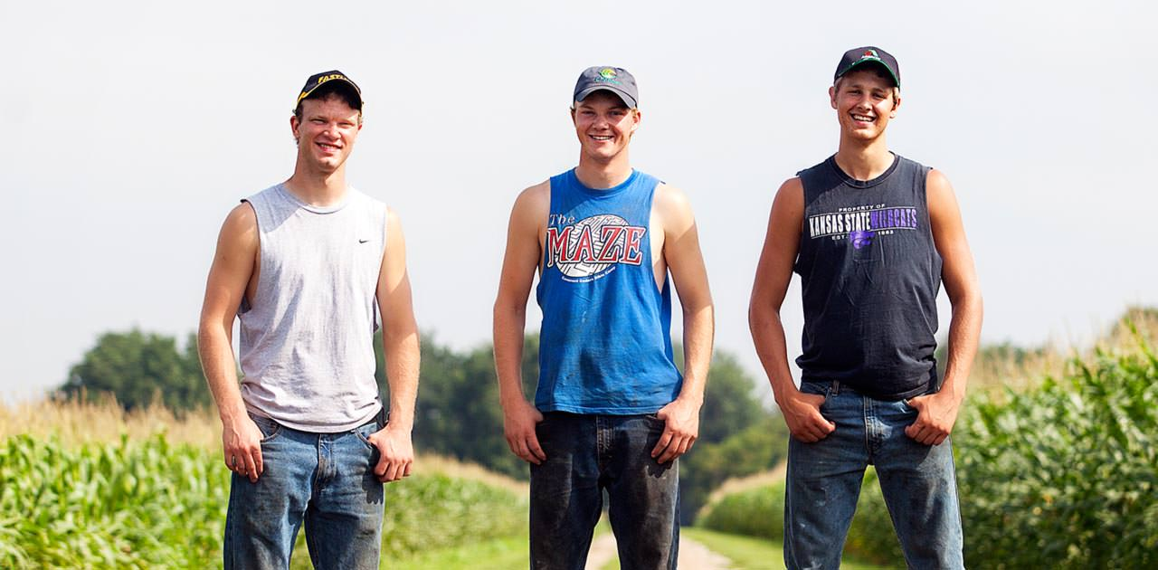 Photograph of Peterson Farm Bros