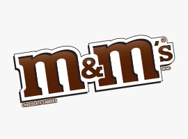 M and M's Logo