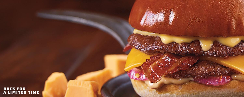 Culver's Pretzel Haus Pub Burger back for a limited time