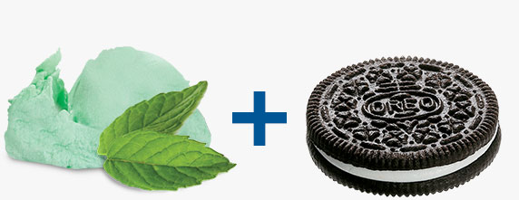 Mint and OREO