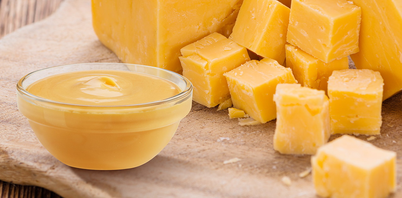 Cheddar Lovers Rejoice: Introducing Our New Cheese Sauce!