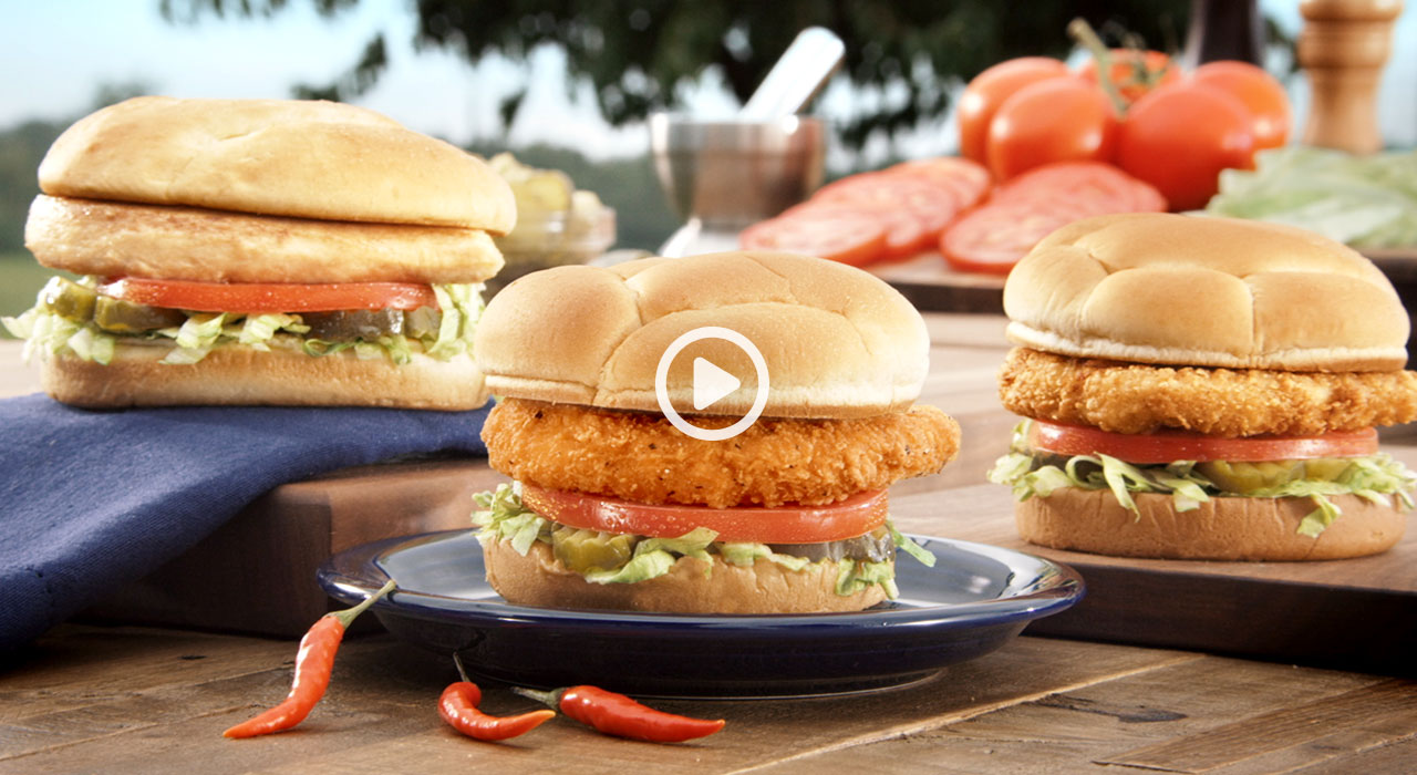 Premium Chicken Sandwiches