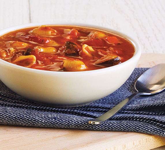 Tomato Florentine Soup.