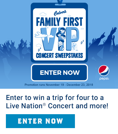 Family First VIP Concert Sweepstakes - Enter Now