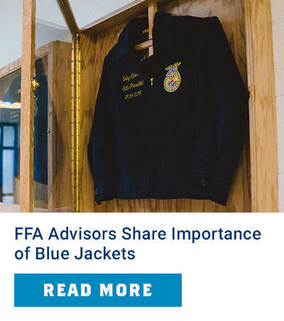FFA Advisors Share Importance of Blue Jackets