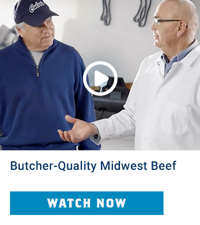 Butcher Quality Beef