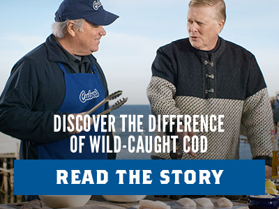Landing the Best Wild-Caught North Atlantic Cod