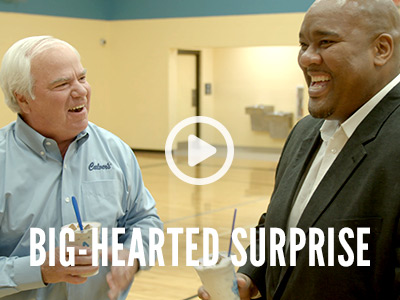 Big-Hearted Surprise