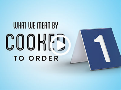 Cooked to Order 101