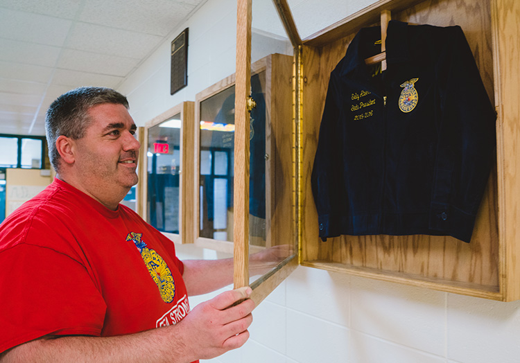 A Point of Pride: FFA Advisors Share Importance of Blue Jackets