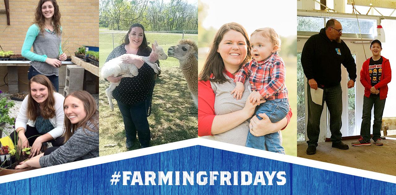 #FarmingFridays