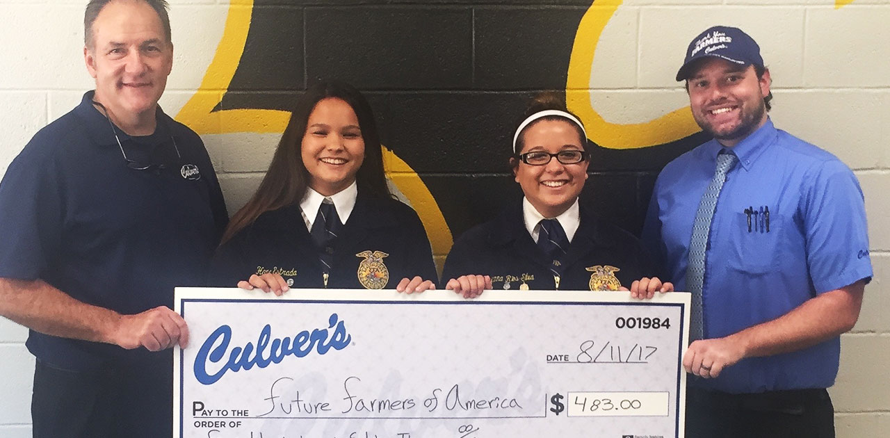 Peoria FFA Chapter Promotes the Story of Agriculture