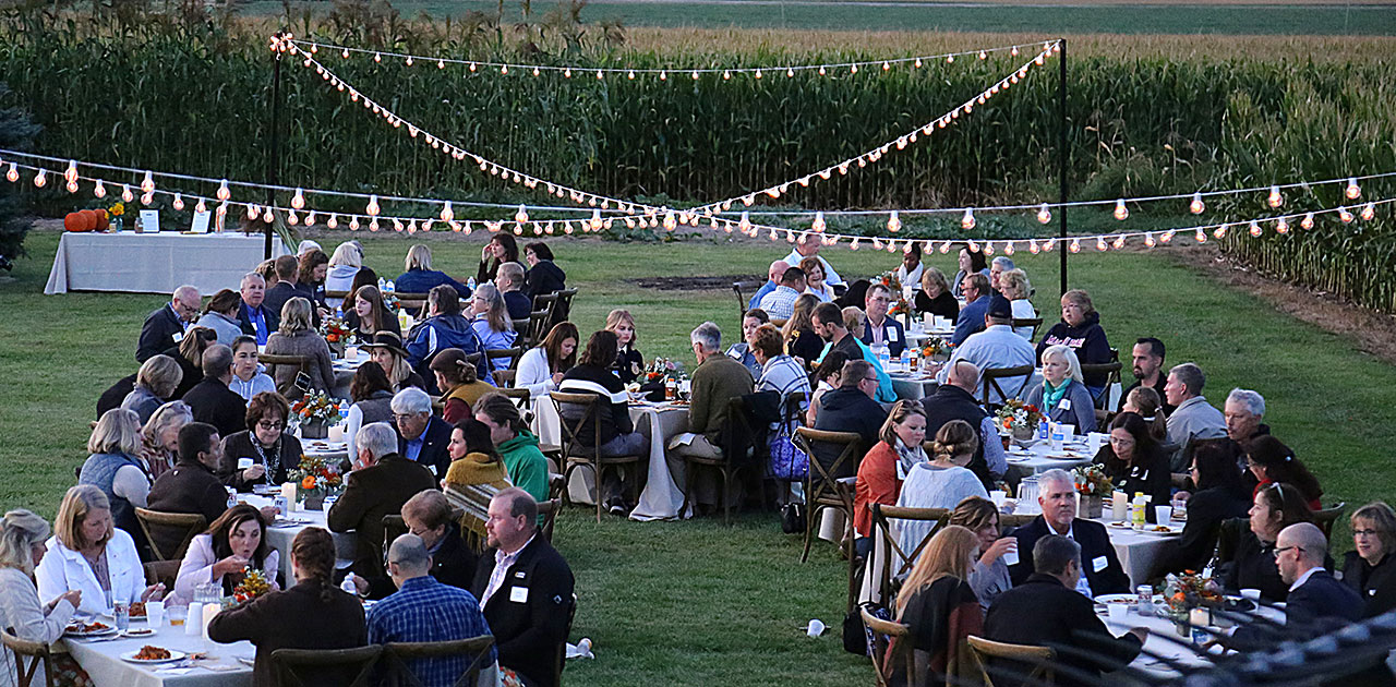 Culver's Joins Illinois Harvest Dinner for a Night of Food and Learning