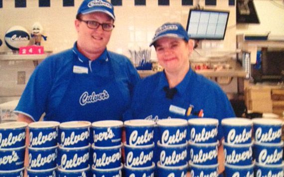 Culver's of Princeton Brings FFA Fundraiser to Local High School
