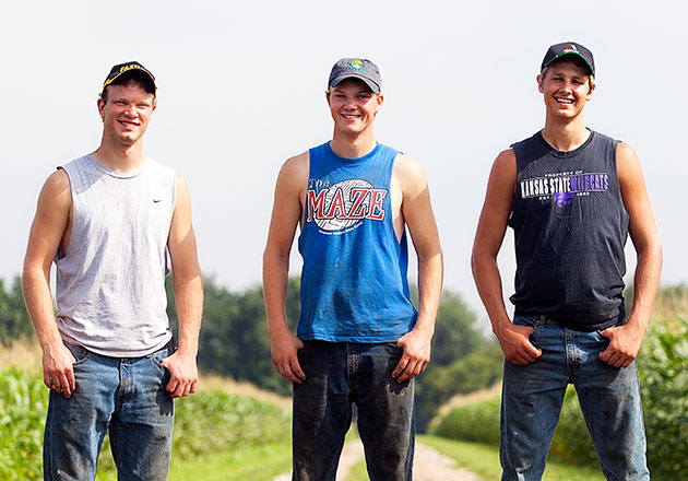 Peterson Farm Bros. Join In Saying Thank You Farmers