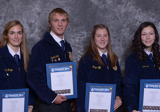For Students, FFA Event Provides Lifelong Learning Opportunities