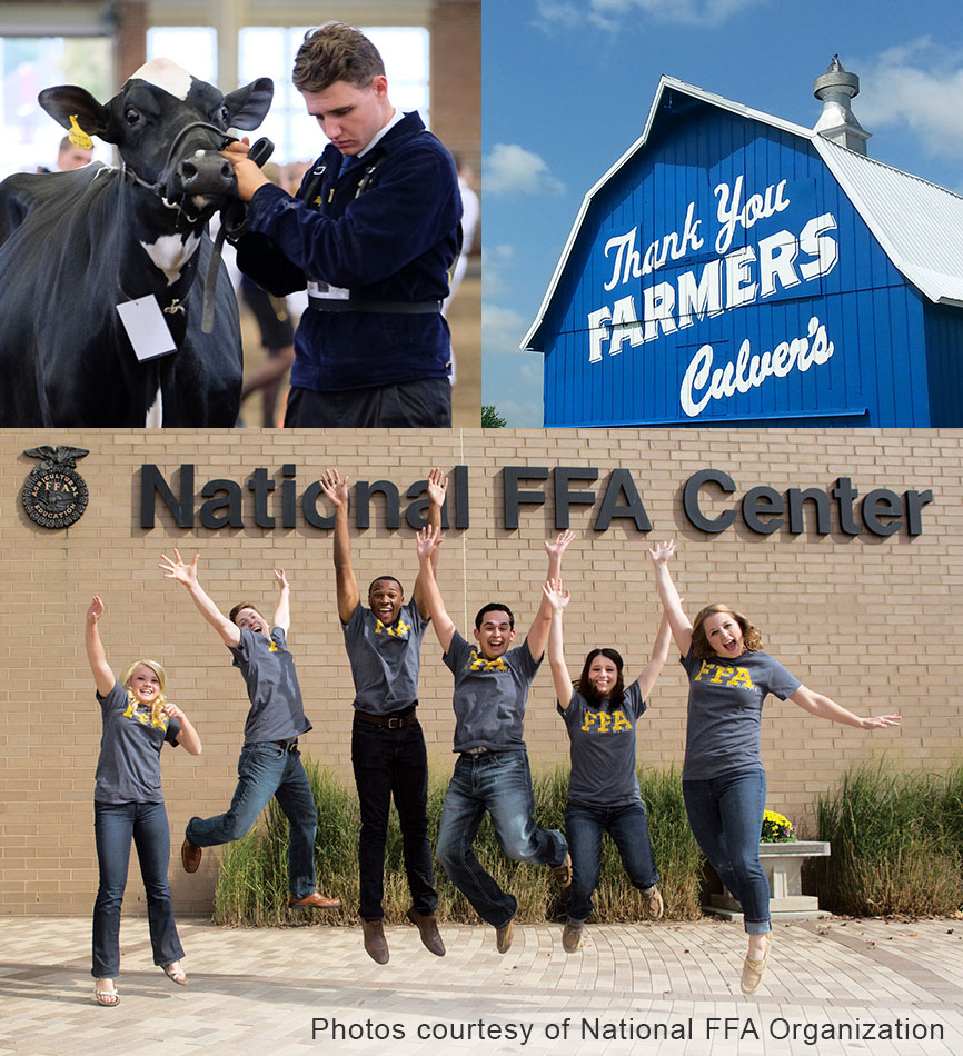 Thank You Farmers Project | Supporting America's Family Farms | Culver's